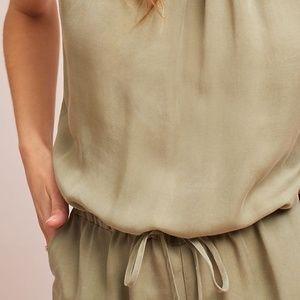 16ca57beda7 Anthropologie Pants - Anthropologie Cloth   Stone Daytripper Jumpsuit